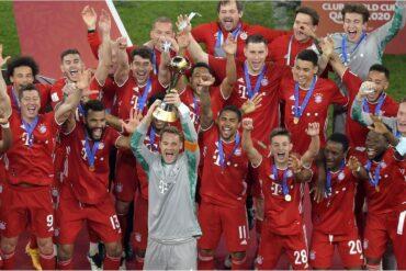 Bayern Munich Mundial de Clubes