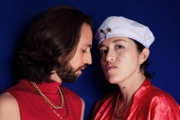 Ruzzi y Esteman, fotografía cortesía de Malfico.